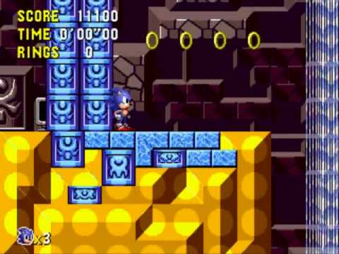 [Sonic the Hedgehog CD] Robot Generators - Tidal Tempest
