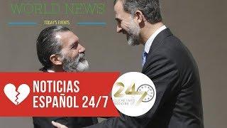 """Antonio Banderas: """"Mi cuerpo me ha aconsejado un cambio de est…"""