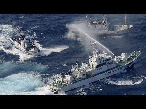 Taiwan, China and Japan's Maritime Dispute (Dispatch)