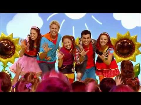 Hi-5 House songs compilation - Season 14 (2013-2014)