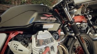 The Man Who Designs Moto Guzzis -- /RideApart
