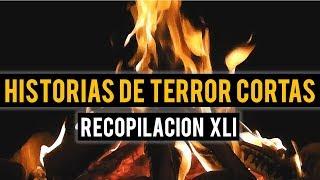 Historias De Terror Cortas Vol. 41