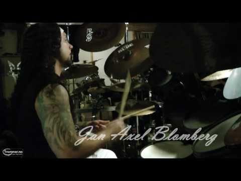 Hellhammer på prøver med Mayhem des 2010