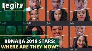 BBNaija stars 2018: Where are they now? | Legit TV