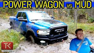 Still the BEST HD Off-Road Truck? Mudding & Towing in the 2020 Ram Power Wagon