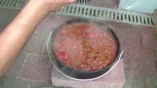 Folge 094: Pferdefleisch-Chili con Carne aus dem Dutch Oven (Dopf)