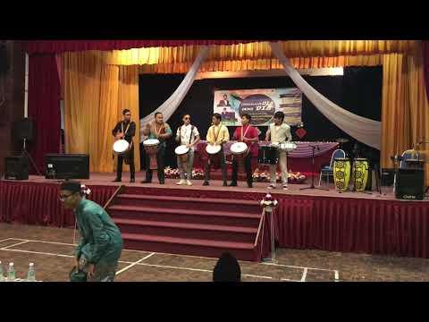 Vibrant Percussion - Politeknik Ungku Omar
