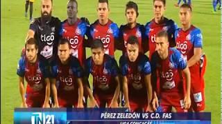 FAS se clasifica a cuartos de Liga de Concacaf hoy Santa Tecla buscará acompañarlo