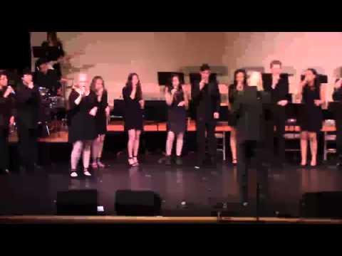 Fife High School Jazz Choir - Spring Concert 2016