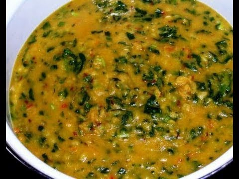 How to Make Dal Palak Mumbai Style | दाल पालक | Easy Cook ...