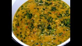 Dal Palak Mumbai Style Recipe - Easy Cook With Food Junction