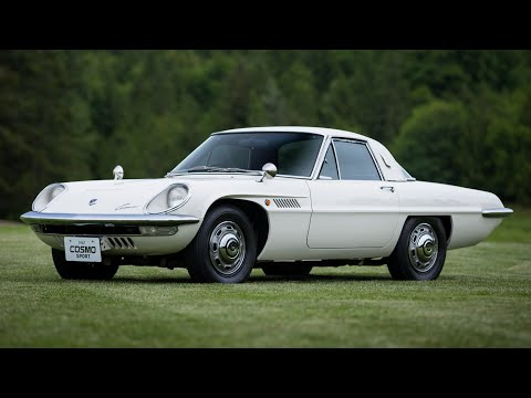 1967 Mazda Cosmo Twin Rotor  |  Car Of The Day