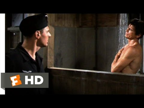 The Great Escape (4/11) Movie CLIP - Surprise Inspection (1963) HD