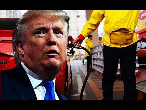 Trump calls for tax bump at the pump