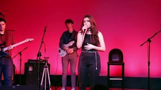 "Lexi Cummings Performing her original song ""Come Home"""