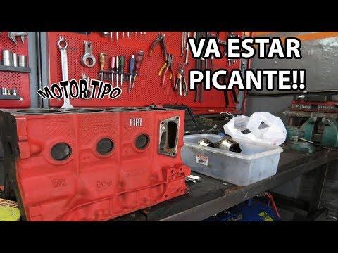 🚘 ARMANDO El MOTOR Del FIAT 147  / Part 1