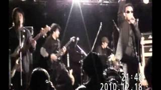 2010/12/18に行われた 松江AZTiC canovaでの Retrock Night Vol.8 から4...