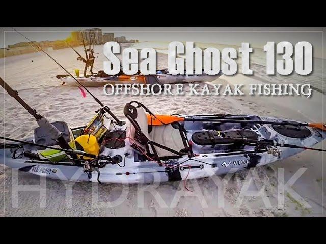 Vibe Sea Ghost 130 - King Mackerel Fishing