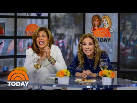 How To Be The Best Guest At A Holiday Party: KLG And Hoda Weigh In | TODAY