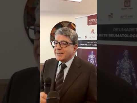 Giovanni Lapadula, Presidente del Gruppo Italiano diStudio sulla Early Arthritis (GISEA) - 2 parte
