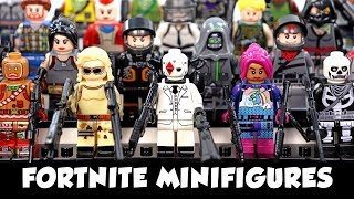 Fortnite Unofficial LEGO Minifigures