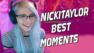 Nickitaylor - Best Moments on Twitch