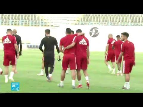 الحصة التدريبية الأخيرة للمنتخب الجزائري قبل المباراة النهائية لكأس الأمم الأفريقية  - نشر قبل 2 ساعة