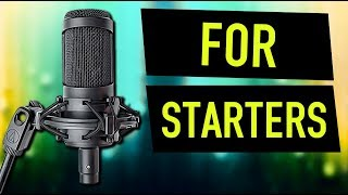 Best Cheap & Affordable Microphone For Youtube Beginners 2018