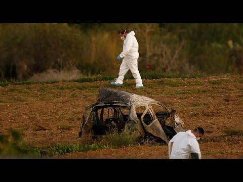 Malta anti-graft blogger killed in car bomb