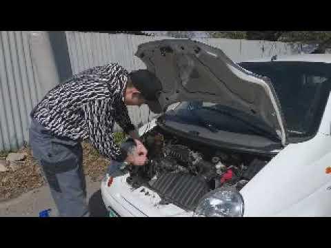 Техническое обслуживание автомобиля видеоурок