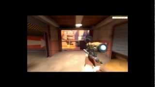 Fl1p Gameplay au Sniper sur TF2