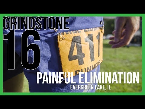 PAINFUL ELIMINATION ULTRAMARATHON | Training for Grindstone #16