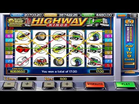 Slot highway