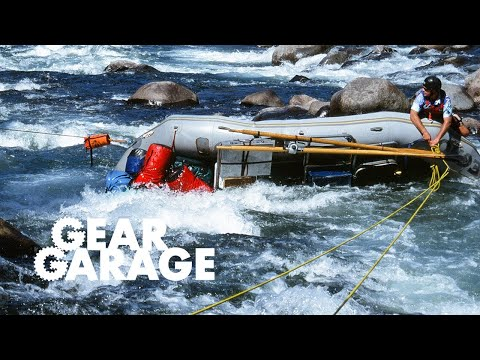Gear Garage Ep. 75: Personal Safety And Rescue Equipment