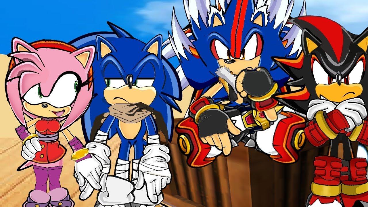 Super Sonic X Universe capitulo 6 Tercera temporada  YouTube