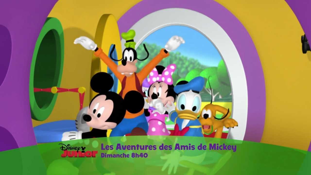 Les aventures des amis de mickey dingo dimanche 25 - Amis de mickey ...