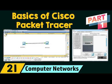 Basics of Cisco Packet Tracer (Part 1)