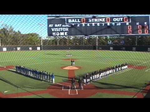Baseball:  Tyler vs Mountain View College (Mar. 21, 2016)
