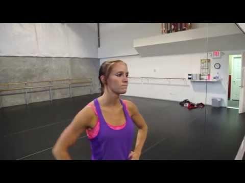 Finish School: Dance Instructor, Alicia Trump