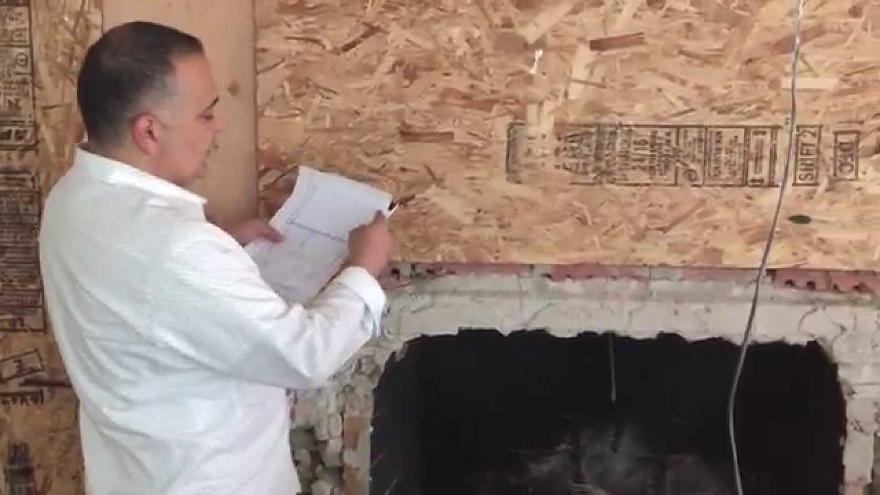 brick fireplace remodel u0026 design idea by aplus interior design