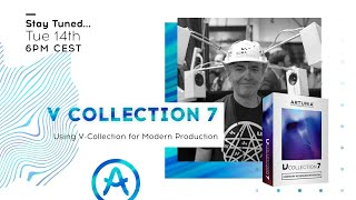 Live Workshop | Using V Collection for Modern Production (with Jeffrey Horton)