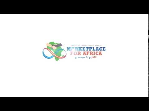 Marketplace for Africa Slogan
