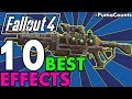 Gambar cover Top 10 Best and Most Powerful Legendary Weapon Effects in Fallout 4 Including DLC #PumaCounts