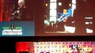 Ian McDiarmid Reads Star Wars Shakespeare Star Wars Celebration Anaheim Emperor