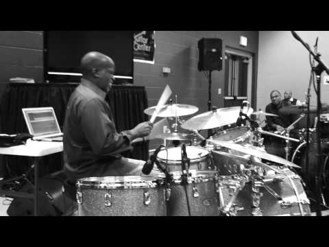 Inspire Drum Clinic featuring Will Kennedy