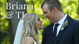 """""""I Choose You"""" Briana & TJ Wedding"""