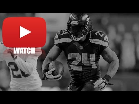 "Marshawn Lynch || ""BEAST MODE"" 