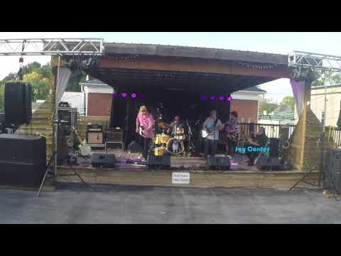 Billy Crawford Band - The Last Time (Jimmy Rogers) 2018 Oktobrewfest Tazewell, VA