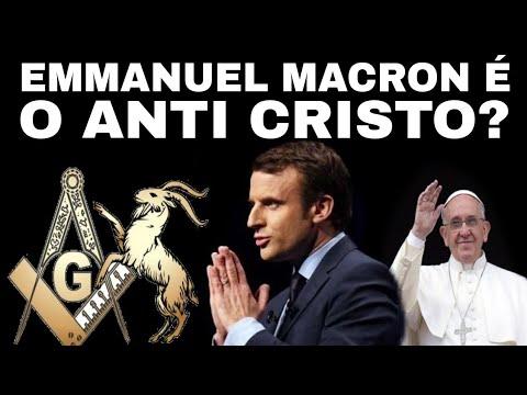 Emmanuel Macron é o anti Cristo? Saiba agora!