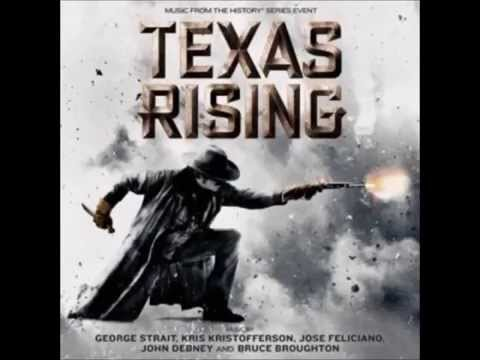 I Won't Back Down From Texas Rising by Kris Kristofferson